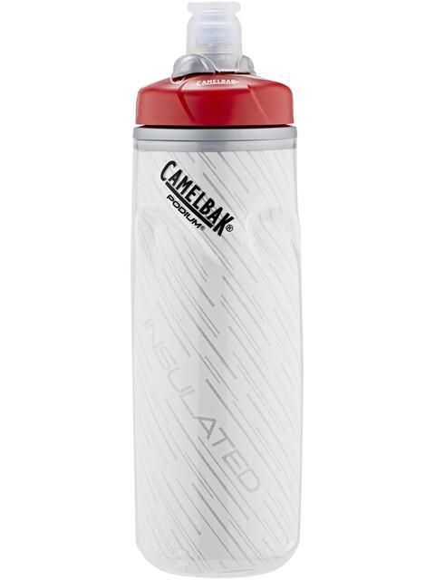 CamelBak Podium Chill Trinkflasche 620ml Bottle Crimson